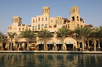 Madinat Jumeirah Hotel, Dubai, United Arab Emirates, Middle East