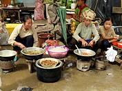Market, China