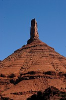 The fisher towers in castle Valley near Moab Utah USA