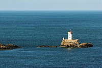 Lighthouse, Brittany, France