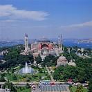 St. Sophia Haghia Sophia Aya Sofya mosque, Istanbul, Turkey, Europe