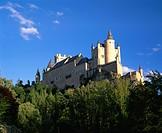 Alcazar, Segovia, Castilla y Leon Old Castile, Spain, Europe