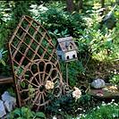 Fågelholk, Birdhouse By Iron Gate