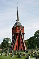 Klockstapel Småland, Cemetery