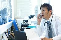 Doctor calling
