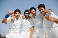 Jubilant players