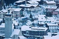 Lech, Arlberg, Austria, Europe