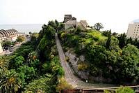 la carnale fortress, salerno, campania, italy