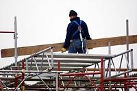 building worker