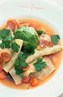 Pasta Dish With Vegetables