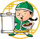 Noodle, chinese, holding, food, chinese restaurant, business (thumbnail)