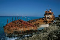 Stranding Ship