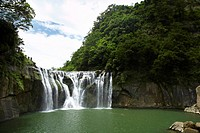 Shih Fen Waterfall, East Coast, Taiwan
