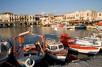 Rethymnon, Crete, Greece, Europe