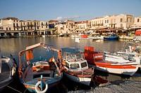 Rethymnon, Crete, Greece, Europe