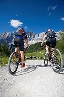 10853521, Bike, Austria, Ramsau, Dachstein, Styria