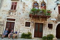 Vodnjan, Istria, Croatia