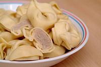Noddles, Tortelini pasta