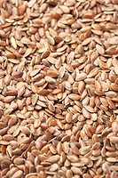 Flax seeds Linum usitatissimum. These seeds are the source of linseed, which is rich in omega_3 oils. As such, the seeds or their oils are often taken...