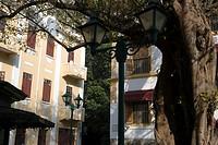 Lilau Square, Macau