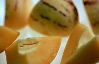 Melon Pear (Solanum muricatum ) Pepino