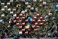 close_up of locks