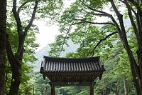 south korea, Hae_in temple, Korean traditional architecture