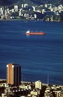 Ships, Niterói, Flamengo, Rio de Janeiro, Brazil