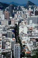 Buildings, Leblon, Rio de Janeiro, Brazil