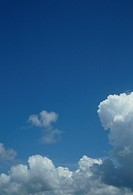 The Blue Sky And Clouds (thumbnail)