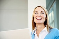Businesswoman Smiling (thumbnail)