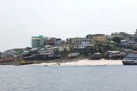 Shipyards, Negro River, Amazônia, Manaus, Amazonas, Brazil