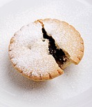 Mince Pie, Traditional Christmas Food.