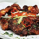 Spicy Korean_style chicken wings