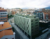 RELOCATION SOCIAL HOUSING, BASQUE COUNTY, SPAIN, Architect ACXT ARQUITECTOS, 2007