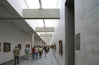 MUSÉE DE L´ORANGERIE, PARIS, FRANCE, Architect BLP ARCHITECTS, 2006