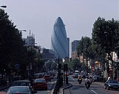 30 ST MARYS AXE THE GHERKIN SWISS RE, LONDON, UNITED KINGDOM, Architect FOSTER AND PARTNERS, 2004