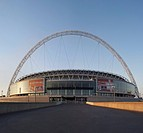WEMBLEY STADIUM, WEMBLEY, UNITED KINGDOM, Architect FOSTER AND PARTNERS / HOK SPORTS VENUE EVENT, 2007