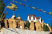 Lama Yuru Gompa  Ladakh, India
