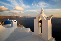 Santorin, Greek