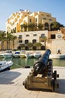 Portomaso Marina and Hilton Hotel, Portomaso, Saint Julian's, Malta