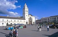 10856461, Ecuador, Quito, Plaza, Iglesia de Santo