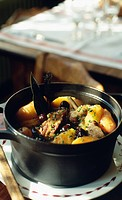 rabbit and olive stew