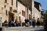 urbisaglia, abbazia di chiaravalle di fiastra, marche, italy