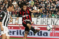 filippo inzaghi, siena 2009, serie a football cahmapionship 2008_2009, siena_milan