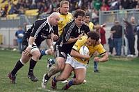 robert malneek, parma 15_03_2009, rugby italian cup 2009, semi_final overmach cariparma parma_carrera petrarca padova