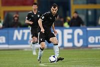 goran pandev , catania 2009, serie a football championship 2008_2009, catania_lazio