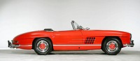 Mercedes 300SL, Classic car