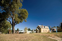 Historic Berrima village, New South Wales, Australia, 2008