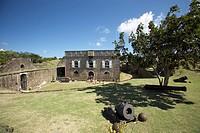 Fort Napoleon, Terre_de_Haute, Les Saintes Islands, Guadeloupe
